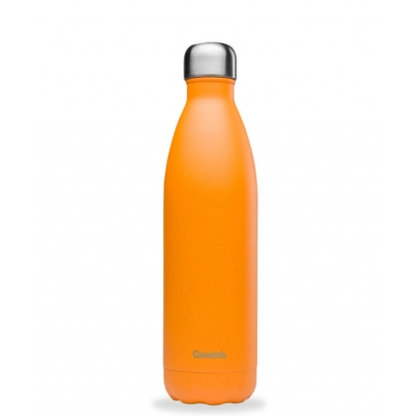 Gourde pop orange (750 ml)