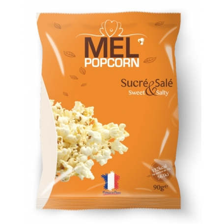 Pop Corn sucré salé (90g)