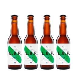 Bière LBF IPA (33 cl)