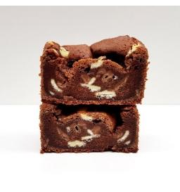Brookie 3 chocolats