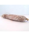 Saucisson sec de porc noisettes (200g)