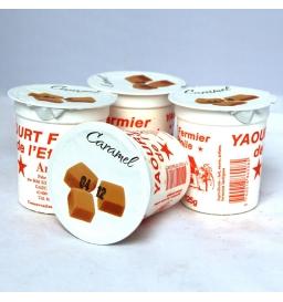Dessert caramel (125g x4)