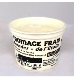 Fromage frais Campagne (500g)