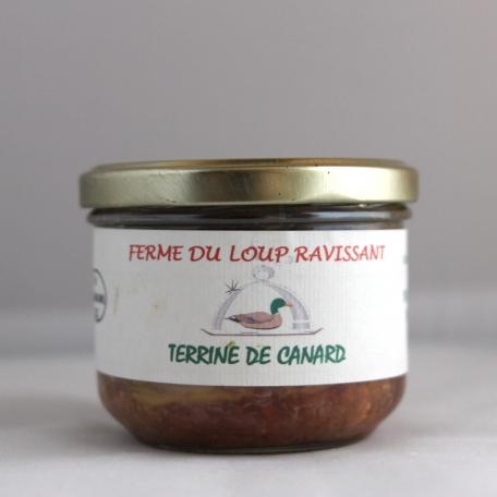 Terrine de canard (180 g)