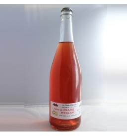 Pétillant de fraise (0.75 L)