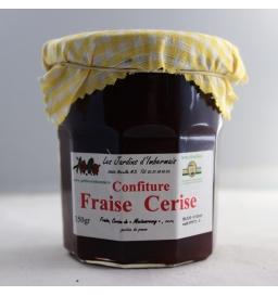 Confiture de fraise/cerise (350g)