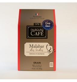 Café MALABAR des Indes (Inde) (250g) GRAINS