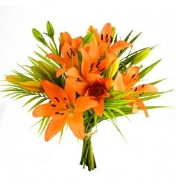 Bouquet de Lys (5)