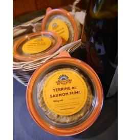 Terrine de saumon fumée (180 g)