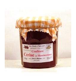 Confiture de cerise de Montmorency (350 g)
