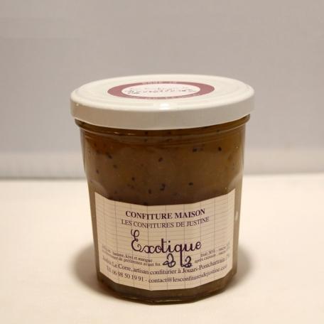 Confiture Exotique (385g)