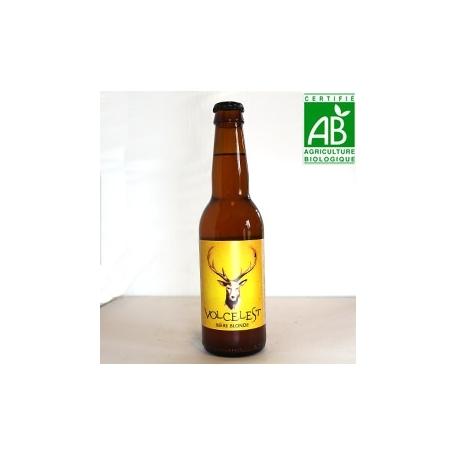 Bière BIO Volcelest blonde (33 cl)