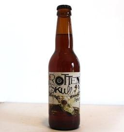 Bière Volcelest Rotten skull IPA (33cl)
