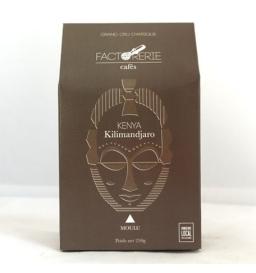 Café Kilimandjaro (Kenya) (250g) MOULU