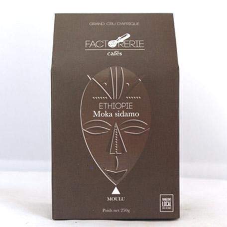 Café SIDAMO (250g) MOULU