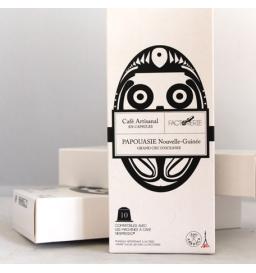 Café capsules Le Gourmand (Blend) (x10 unités)