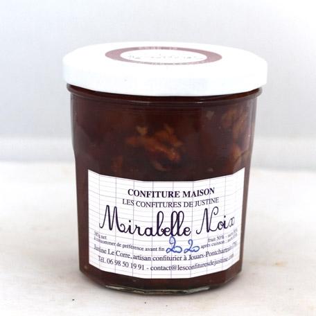 Confiture de mirabelle / noix (385g)