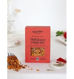 Granola BIO Salé- Tomates, Romarin & Paprika Fume (150g)