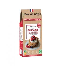Préparation pour pancakes ou gaufres BIO