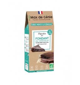 Préparation pour fondant au chocolat BIO
