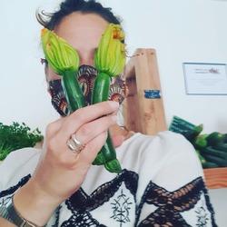 Cachée derrière mon masque et mes fleurs de courgettes, je tente juste de masquer ma gourmandise : des beignets de fleurs de courgettes pour ce soir, ça vous tente ?? 😋🤤🍩#fermedesalouettes #tropgourmande #produitsbio ----- Ecocinelle boutiqueEpicerie indépendante ouvert du mardi au vendredi : 10h-13h / 15h-19h et le samedi : 9h30-13h30 / 15h30-19h 12 rue nationale 78940 LA QUEUE LEZ YVELINES Tél :09 51 52 49 48 ---- Parking à 20 mètres ------ N'hésitez pas à liker, partager, commenter et donner votre avis sur google pour nous soutenir ! ------ #local #vrac #locavore #vracindependant #zerodechet #ecoresponsable #zerowaste #antigaspi #yvelines #produiteniledefrance